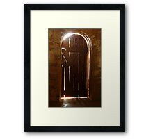 Mystic Light Framed Print