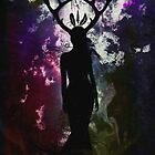 Deer Dreams - Dark Limited Edition by Sybille Sterk