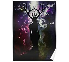 Deer Dreams - Dark Limited Edition Poster