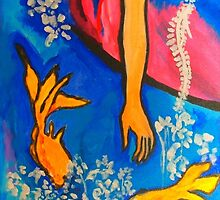 Ophelia by Ming  Myaskovsky