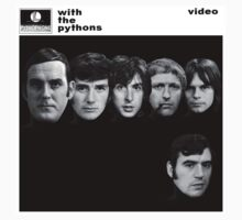 With the Pythons - Beatles Tribute Kids Clothes