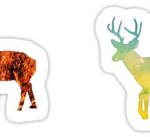 Deer 3 Sticker