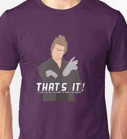 New Recipe - Ignis Scientia Unisex T-Shirt