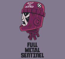 Full Metal Sentinel Kids Clothes