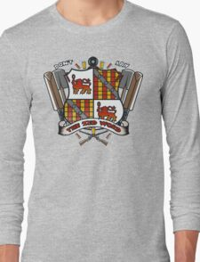 The Zed Word Long Sleeve T-Shirt