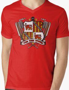 The Zed Word Mens V-Neck T-Shirt