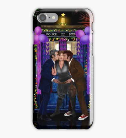 Happy Birthday to Mrs River iPhone Case/Skin