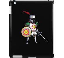 Solaire of Astora pixelated iPad Case/Skin