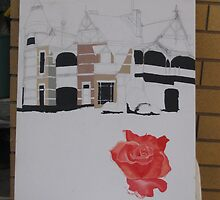 Unfinished - Rose Manor by Jennifer Heseltine