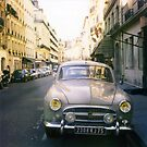 The Renault by ALICIABOCK