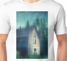Hauntend by the past Unisex T-Shirt