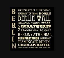 Berlin Germany Famous Landmarks Unisex T-Shirt