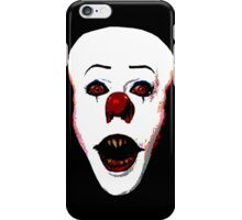 Pennywise the Clown iPhone Case/Skin