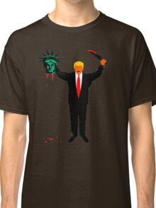 Trump and Liberty Classic T-Shirt