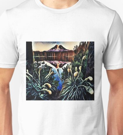The Great Smoky Mountains Swamp Unisex T-Shirt