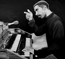 Jimmy Smith by iconic-arts
