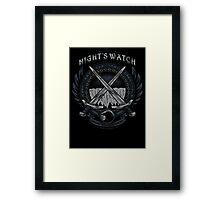 Sword in the Darkness Framed Print