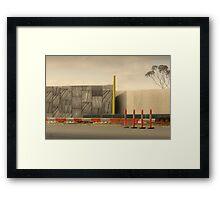Freeway 2:3 Framed Print