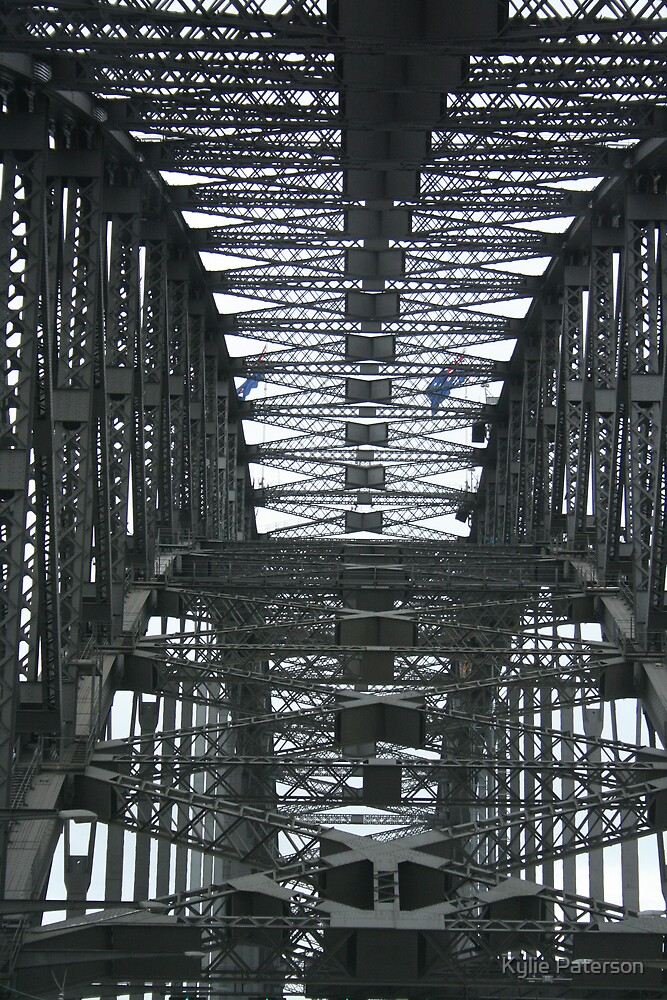 Sydney Harbourbridge, bridge by Kylie Paterson