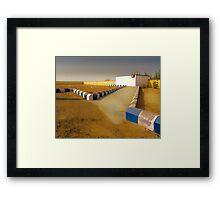 india 2 Framed Print