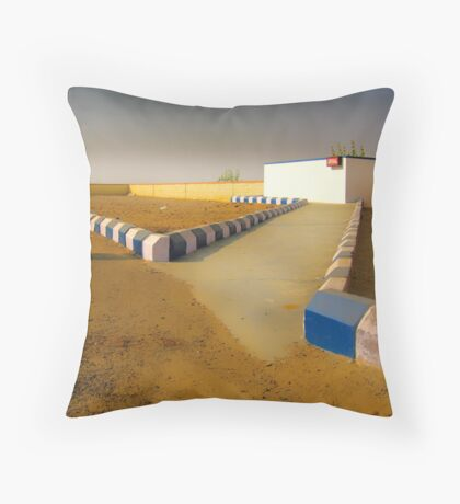 india 2 Throw Pillow