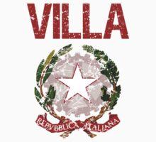 Villa Surname Italian Kids Clothes