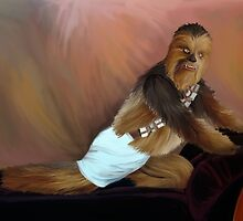 Chewbacca and the Timeless Art of Seduction by AquanautStudio