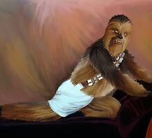 Chewbacca and the Timeless Art of Seduction by AquanautStudio