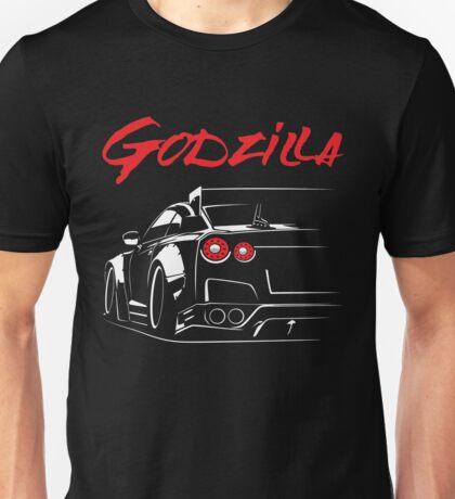 Nissan GT-R Liberty Walk Unisex T-Shirt