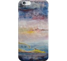 Full Cold Moon (December) iPhone Case/Skin