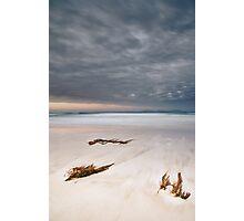 Squeeky Beach dawn Photographic Print