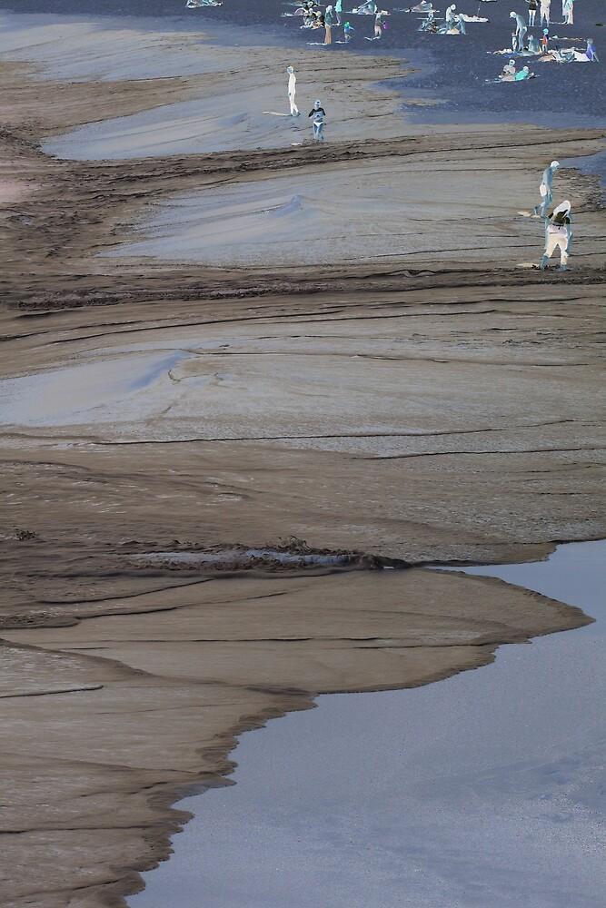 Bondi Beach reverse by Achim Casties