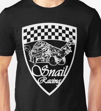 Gentleman Snail Racing Unisex T-Shirt