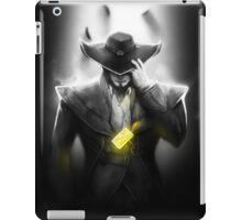 Twisted Fate - League of Legends iPad Case/Skin