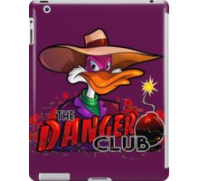 The Danger Club iPad Case/Skin