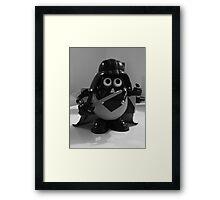 darth tata Framed Print