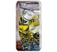 Scotch on the Rocks iPhone Case/Skin