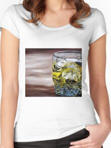 Scotch on the Rocks Women's Fitted Scoop T-Shirt