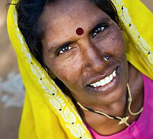 Rajasthani colour by Anthony Begovic