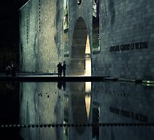 Portal reflection by Pirostitch