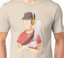 Scout Team Fortress 2 Unisex T-Shirt