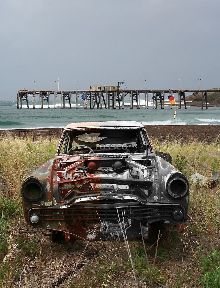 Salted Rust by rossco