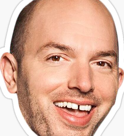 Paul Scheer! Sticker