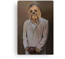 The Chewy Canvas Print