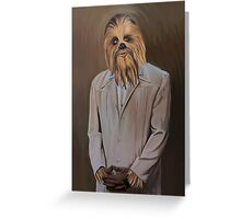 The Chewy Greeting Card