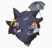 Totoro Pokemon Kids Clothes