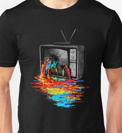 Pixel Tube Unisex T-Shirt