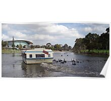 The River Torrens Poster