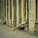 Oxford Legs by Kasia Nowak