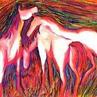 Horses 2 by helene